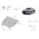 Audi A5 kryt pod převodovku – plech