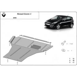 Renault Scenic 3 kryt pod motor – plech