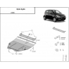 Opel Agila cover under the engine – Metal sheet