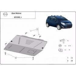 Opel Meriva kryt pod motor – plech