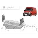 Opel Movano kryt pod motor – plech