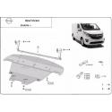 Opel Vivaro kryt pod motor – plech