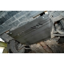 Citroen C5 (cover under the engine and gearbox) 1.8, 2.0 - Aluminium