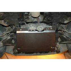 Dacia Duster Motor und Getriebeschutz 1.5, 1.6 - Alluminium