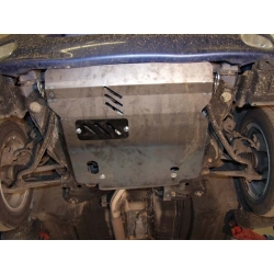 Daihatsu Sirion (cover under the engine and gearbox) 1.0, 1.3 - Metal sheet