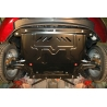 Ford Fiesta VI (cover under the engine and gearbox) 1.4TDI - Metal sheet