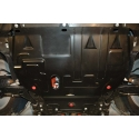 Ford C-Max (cover under the engine and gearbox) - Metal sheet