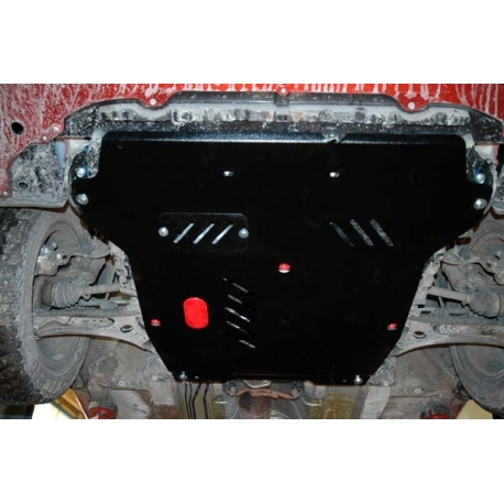 Fiat Sedici (cover under the engine and gearbox) 1.5, 1.6 (4x4) - Aluminium