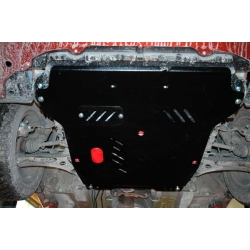 Fiat Sedici (cover under the engine and gearbox) 1.5, 1.6 (4x4) - Metal sheet