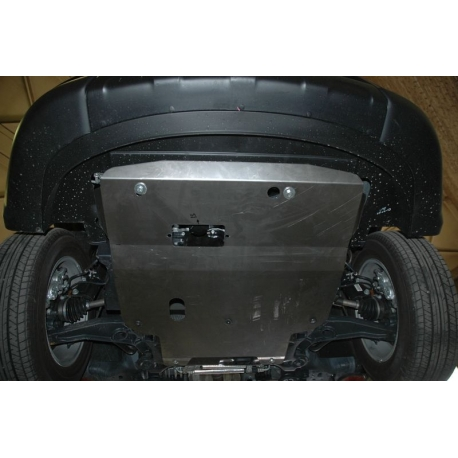 Fiat Freemont (cover under the engine and gearbox) 2.0TD, 2.4 AT - Aluminium
