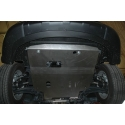 Fiat Freemont (cover under the engine and gearbox) 2.0TD, 2.4 AT - Metal sheet
