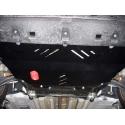 Fiat Fiorino Kryt pod motor a převodovku 1.4 TD, 1.9D - Plech