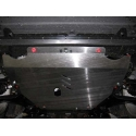 Ford Mondeo IV (cover under the engine and gearbox) 2.5T - Metal sheet