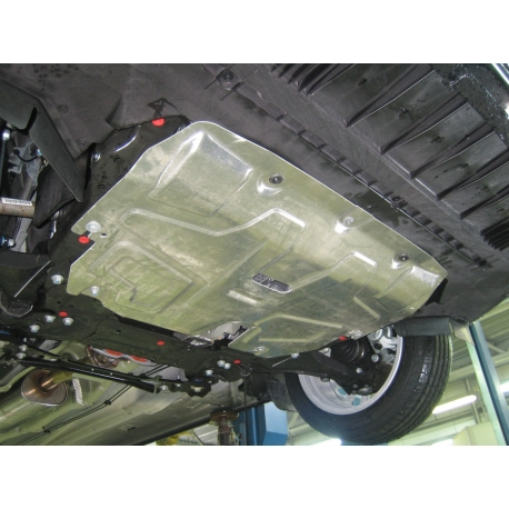 Ford Galaxy II (cover under the engine and gearbox) 1.6, 2.0, 2.0TD, 2.3 - Metal sheet