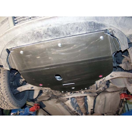 Ford Focus II ST (cover under the engine and gearbox) 2.5 turbo - Aluminium