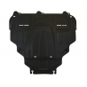 Ford Focus II (cover under the engine and gearbox) 1.6TD, 1.9TD, 2.0TD - Metal sheet