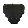 Ford Focus II Kryt pod motor a převodovku 1.6TD, 1.9TD, 2.0TD - Plech