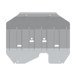 Hyundai iX35 (Kryt pod motor a prevodovku) - Plech