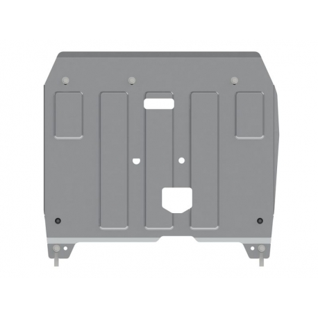 Hyundai i30 (cover under the engine and gearbox) - Metal sheet