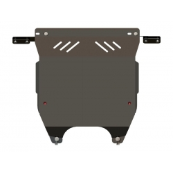 Hyundai i10 (cover under the engine and gearbox) 1.2 - Metal sheet