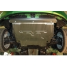 Mazda 2 (cover under the engine and gearbox) 1.3, 1.4D, 1.5 - Metal sheet