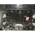 Mazda 6 (cover under the engine and gearbox) 2.0, 2.5 - Metal sheet