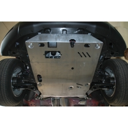 Mitsubishi ASX (cover under the engine and gearbox) 1.6, 1.8, 2.0, 2.2 - Aluminium
