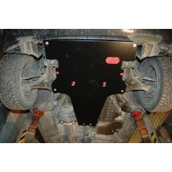 Mercedes-Benz Vito Kryt pod motor a převodovku 2.2 CDI - Plech