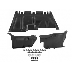 OCTAVIA (cover under the engine) - diesel KOMPLET - Plastic (1J0825237M)