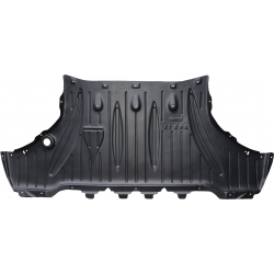 Audi A8 Cover under the engine - Plastic (4H0825235J)
