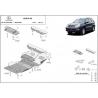Lexus GX cover under the engine - Metal sheet
