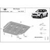 Mini Cooper cover under the engine - Metal sheet