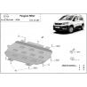 Peugeot Rifter cover under the engine - Metal sheet
