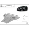 Renault Scenic cover under the engine - Metal sheet