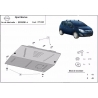 Opel Meriva cover under the engine - Metal sheet
