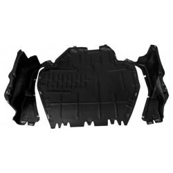 Skoda OCTAVIA kryt pod motor - diesel KOMPLET - Plast (1J0825237M)