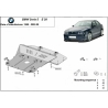 BMW 5 E39 (cover under the engine) - Metal sheet