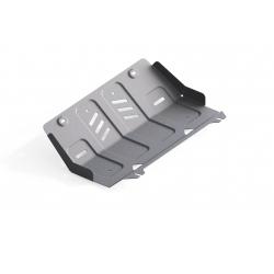 Fiat Fullback 2,4D set of covers - Aluminium