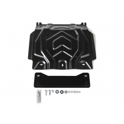 Fiat Fullback 2,4D Cover under the engine - Metal sheet
