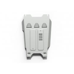 Isuzu D-Max 1,9 | 2,5TD Cover under the gearbox - Aluminium