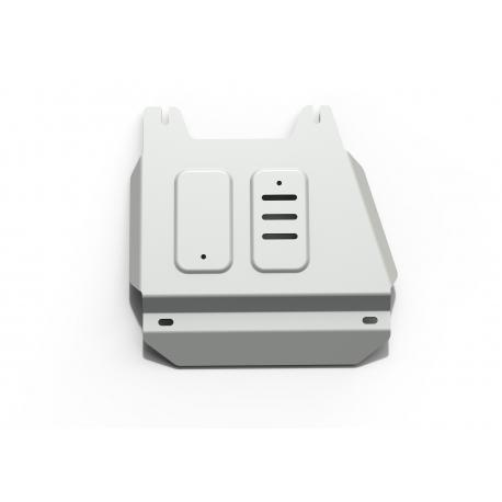 Isuzu D-Max 1,9   2,5TD Gearbox cover - Aluminium