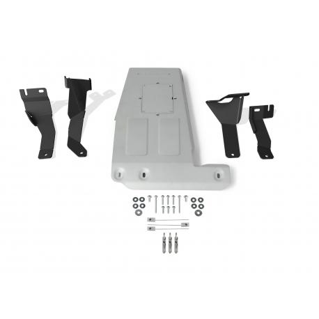 Jeep Wrangler JL 2.0T | 3.6 Cover under the engine - Aluminium