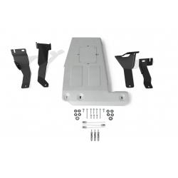Jeep Wrangler JL 2.0T   3.6 Cover under the engine - Aluminium