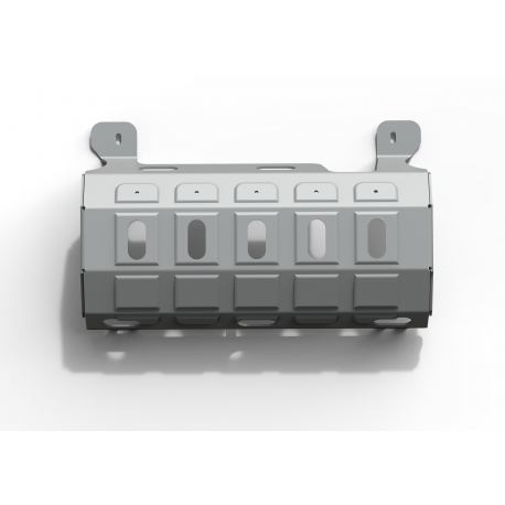 Jeep Wrangler JK 2,8 Diesel (CRD) Exhaust pipe cover - Aluminium