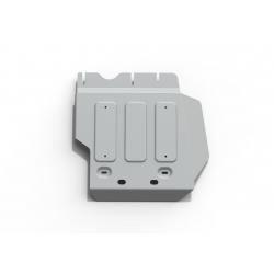 Jeep Wrangler JK 2,8 Diesel (CRD) Gearbox cover - Aluminium