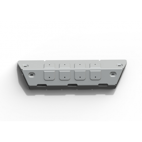 Jeep Wrangler JK 2-Doors only 3,6 Benzín set of covers - Aluminium