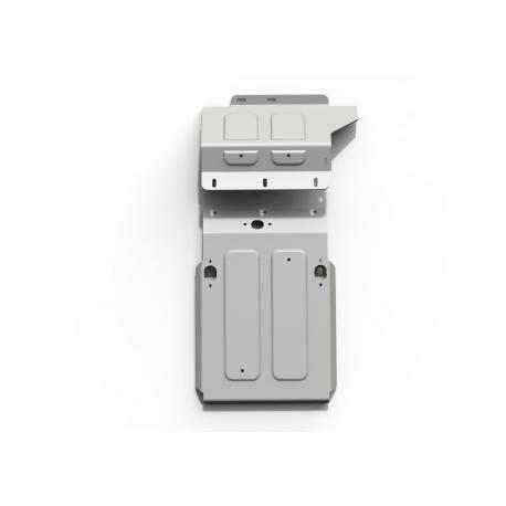 Lada 4x4 / Niva / Taiga / Urban  Cover under the engine and gearbox - Aluminium