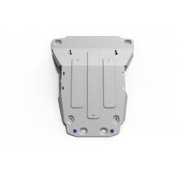 Land Rover Range Rover Sport  Engine cover and radiator - Aluminium