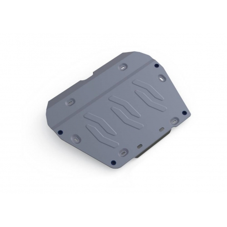 Land Rover Freelander II LF Cover under the engine and gearbox - Aluminium