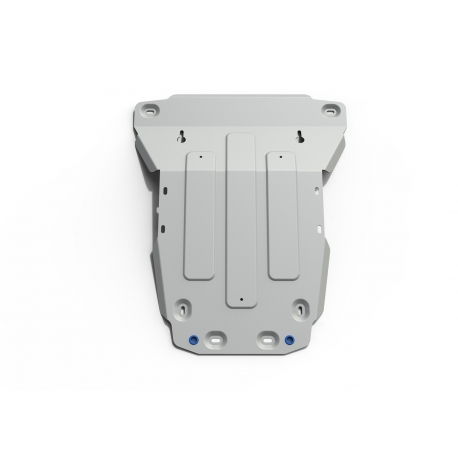 Land Rover Discovery III/IV L319 Engine cover and radiator - Aluminium